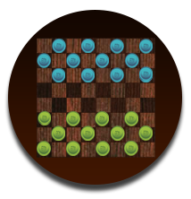Free Online Draughts / Checkers Game